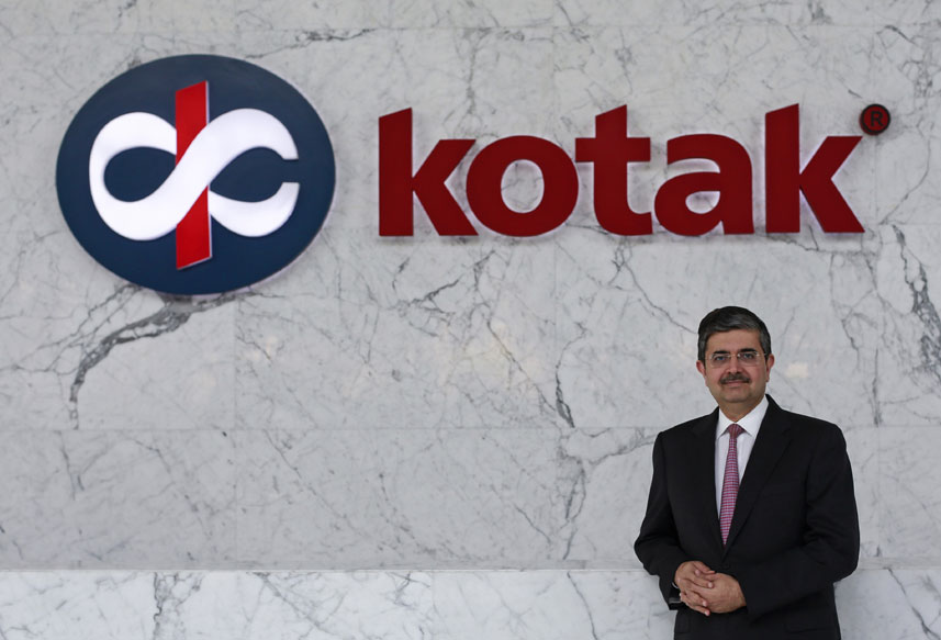 Uday Kotak Warns on Bubble Created by Savings Flowing to Few Hundred