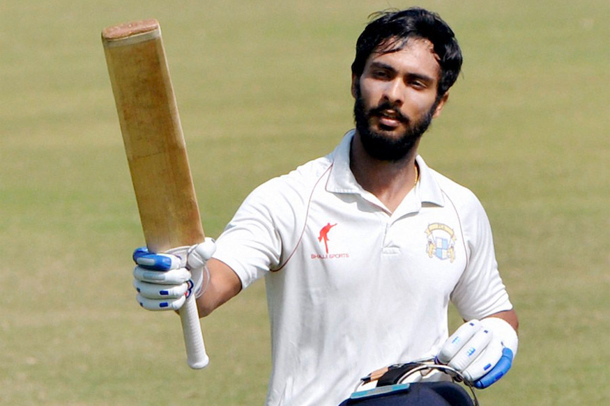 Punjab batsman Mandeep Singh. (PTI Photo)