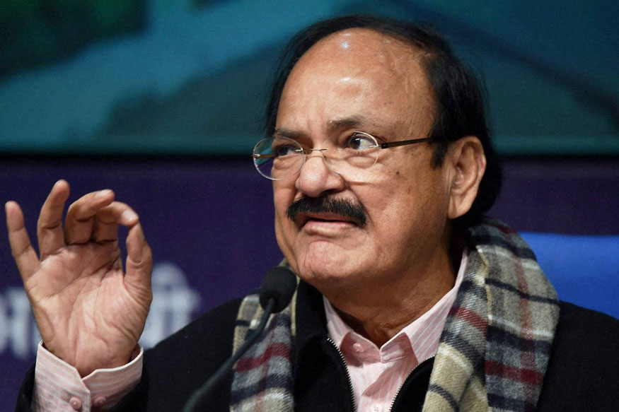 Anybody With National Interest at Heart Will Support Major Gogoi: Venkaiah Naidu