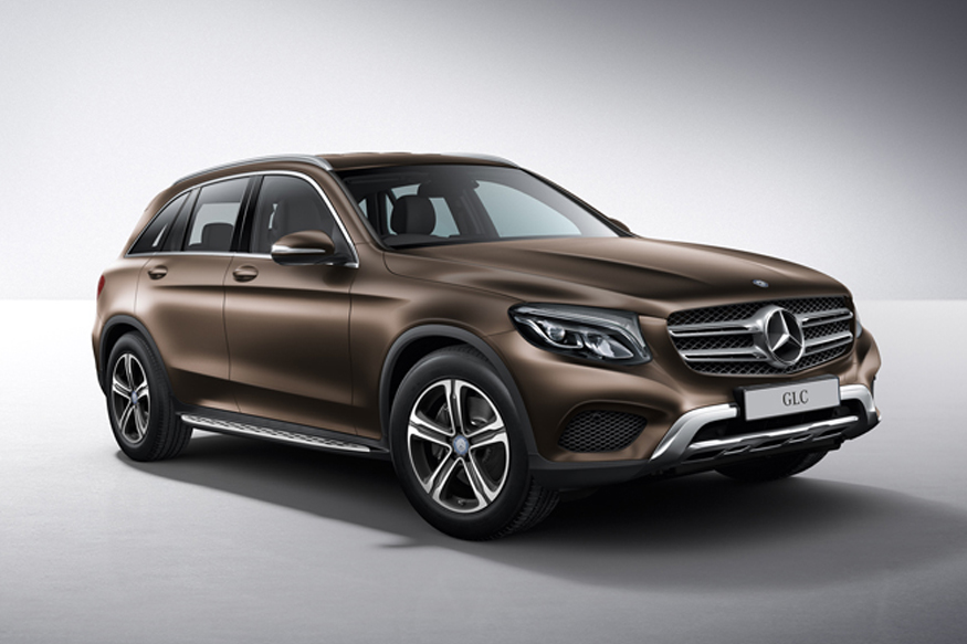 A look back at top five suvs launched in 2016 news18 for Mercedes benz glc price