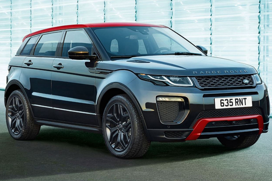 Range Rover Evoque Launched All You Need To Know About The