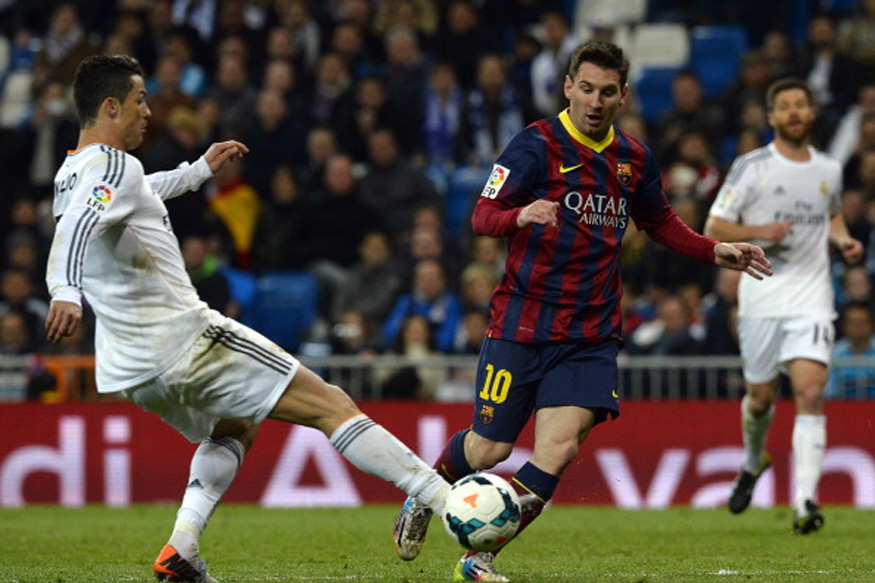 File Image of El Clasico. (Getty Images)
