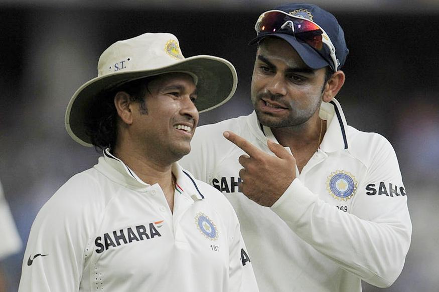 How Sachin Tendulkar Put Virat Kohli on Path to Glory
