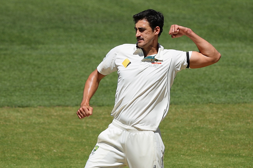 Mitchell Starc. (Getty Images)