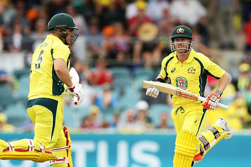 Live, India vs Australia, Full Cricket Score, 3rd ODI at Indore: Warner & Finch Start to Take Attack to Bowlers