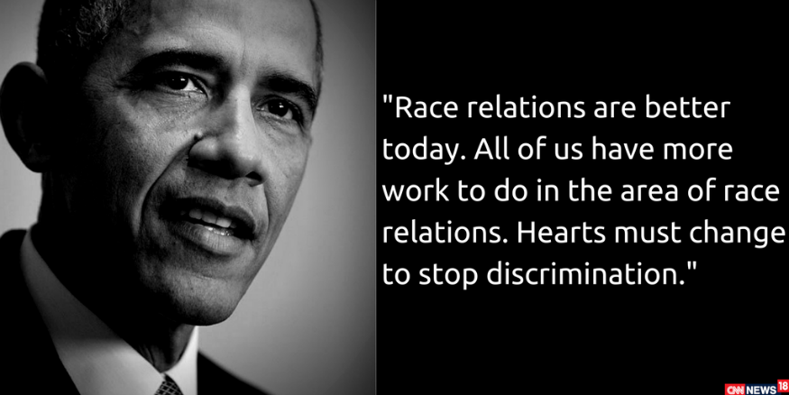 Discrimination Quotes Pleasing Barack Obama Farewell Speech 15 Best Quotes From His Final