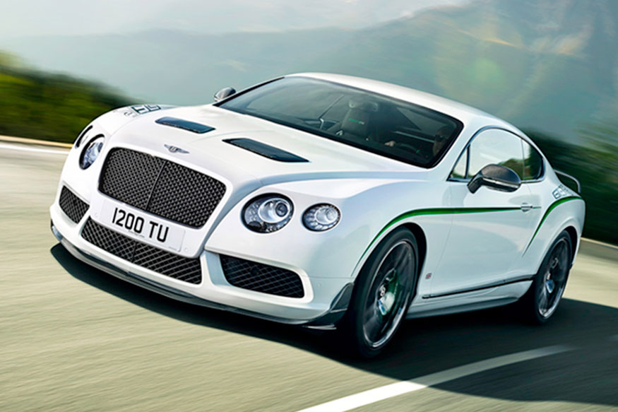 bentley continental gt supersports to launch on january 6 news18. Black Bedroom Furniture Sets. Home Design Ideas