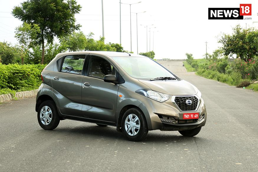 Datsun Redi-GO AMT Variant Expected to Launch by Mid 2017 ...