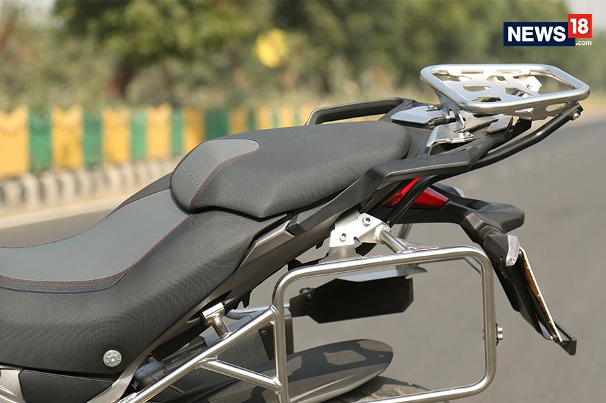 Ducati Multistrada Low Seat Height