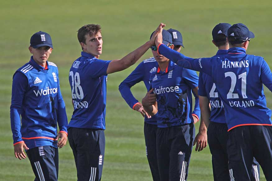 1st ODI: England Under-19 Team Beat Indian Colts by 23 Runs