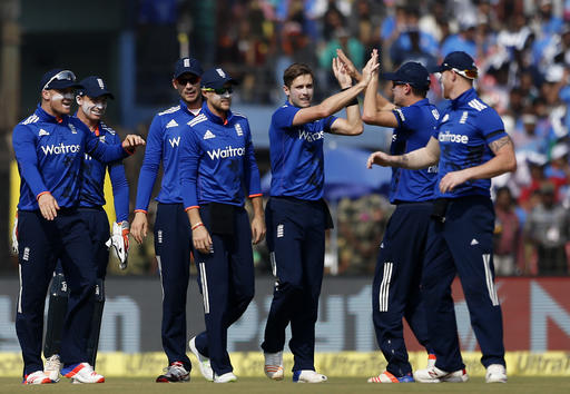 England Penalised for Slow Over-Rate In Cuttack ODI