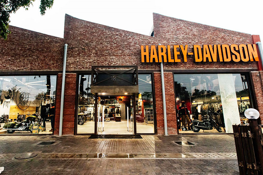 Harley-Davidson Opens Second Dealership in New Delhi - News18