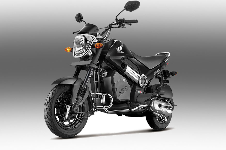 honda navi adventure and chrome edition launched news18. Black Bedroom Furniture Sets. Home Design Ideas