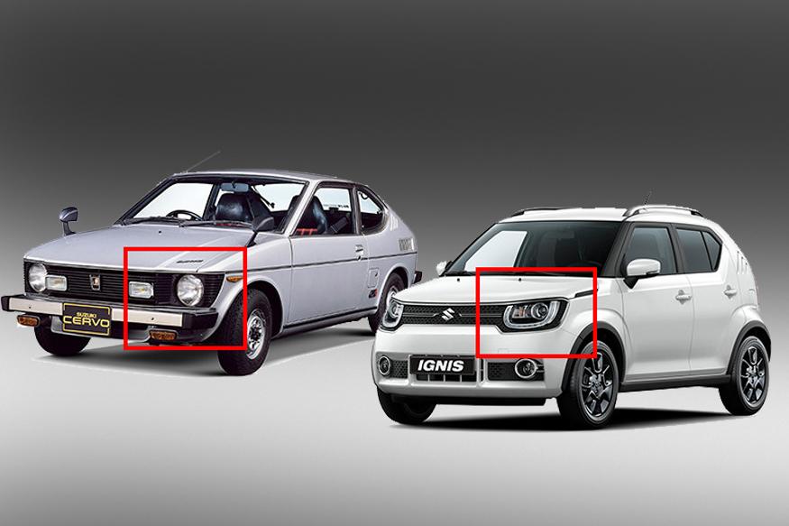 Maruti Suzuki Ignis Design Explained Inspired From The
