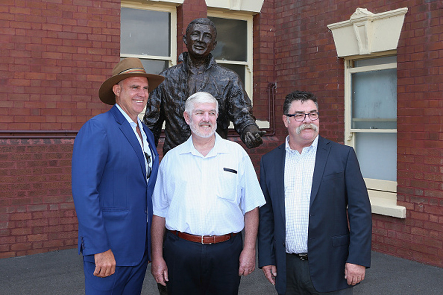 David Boon, Matthew Hayden Inducted Into Australia Hall of Fame