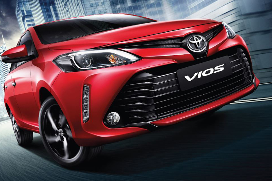 2017 Toyota Vios Launched, Likely to Come to India