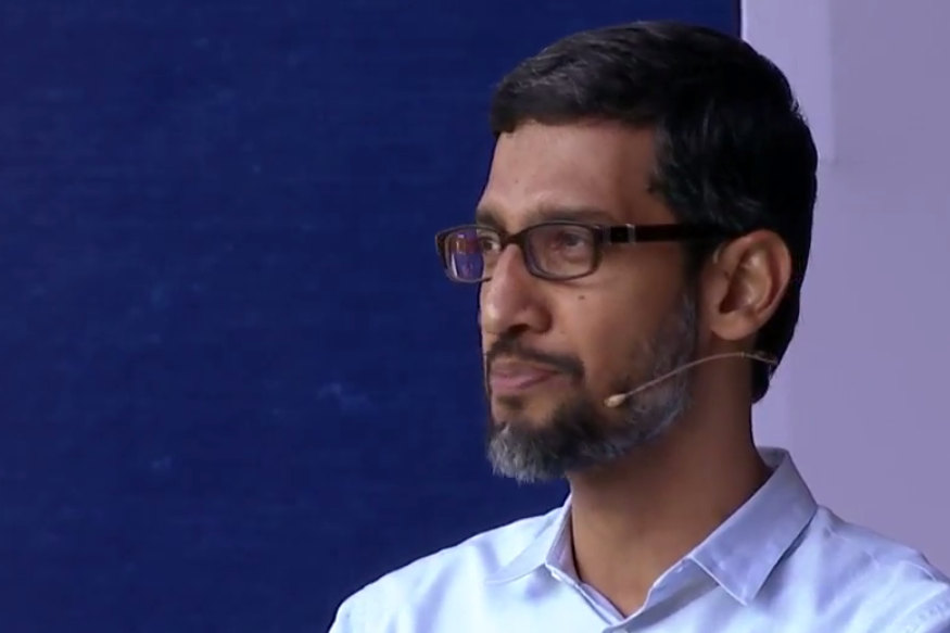 Google CEO Sundar Pichai Earns Over Rs 3.52 Crore Per Day As Salary