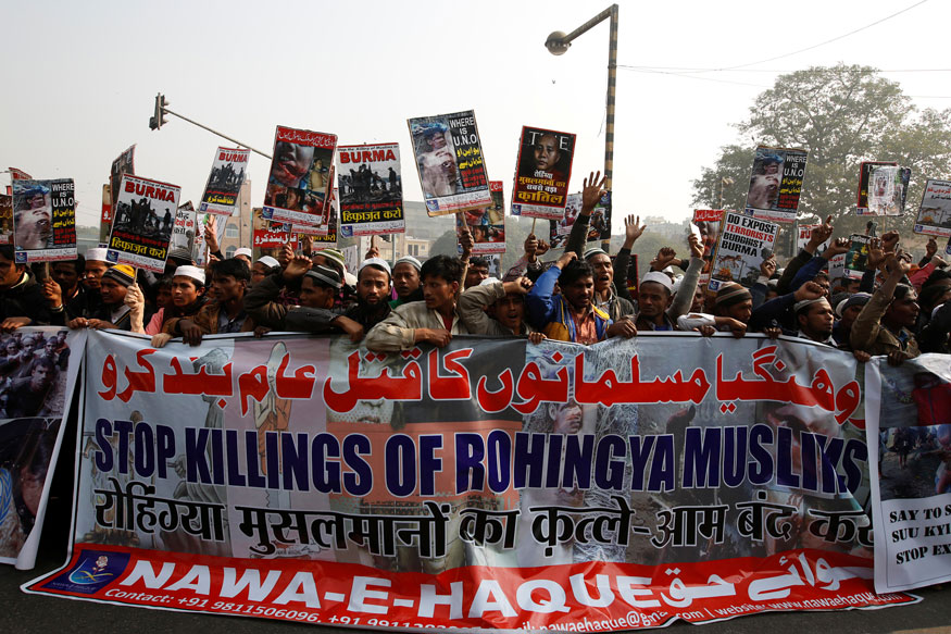 Make Public Evidence of Links Between Rohingya and ISIS, Congress Tells Centre