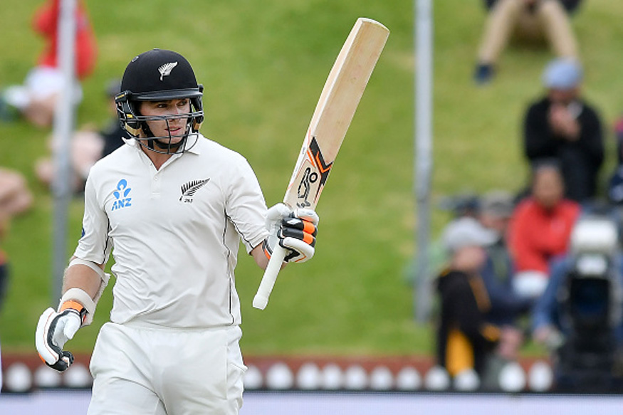 1st Test: Tom Latham Slams Ton as NZ Chase Bangladesh's Mammoth Score