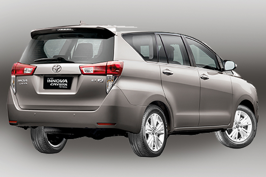 Tata Hexa Vs Toyota Innova Crysta Which Is Better News18