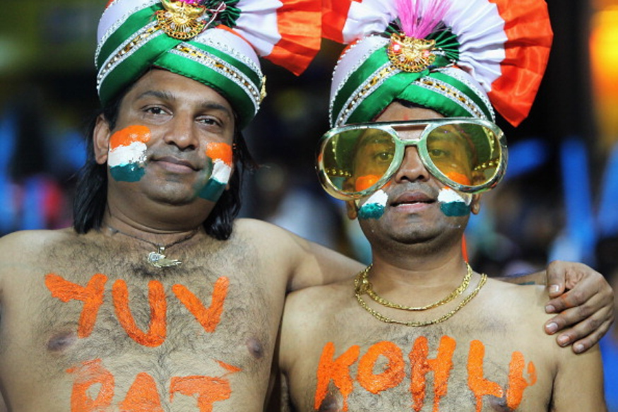 Virat Kohli Die-Hard Fan Nikash Braves Odds to Support India Captain