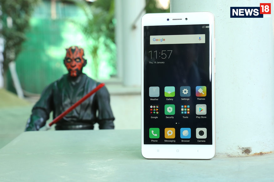 Xiaomi Redmi Note 4 Review: The Darth Maul Phone at a Price of Rs 9,999