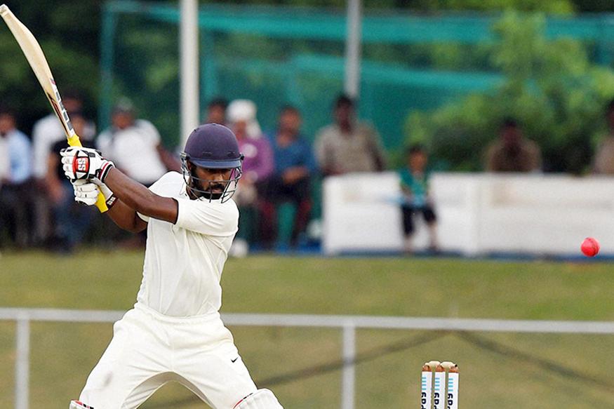 Vijay Shankar, Aparajith in Tamil Nadu Team for Mumbai Clash