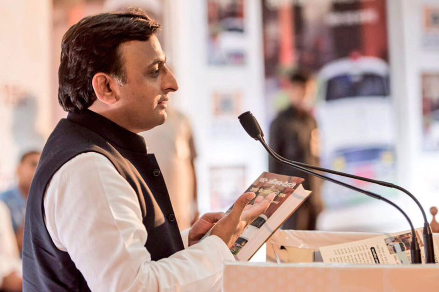 Akhilesh Yadav And Navjot Singh Sidhu Most Talked About Candidates on Facebook