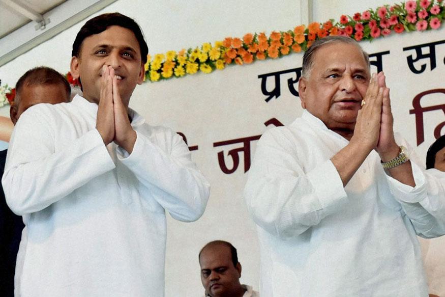Akhilesh Inducts, Mulayam Expels: Samajwadi Party Family Feud On