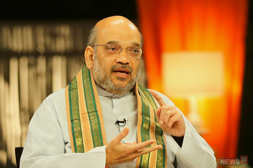 Dialogue Only After Stone-pelting Ends in Kashmir, says Amit Shah