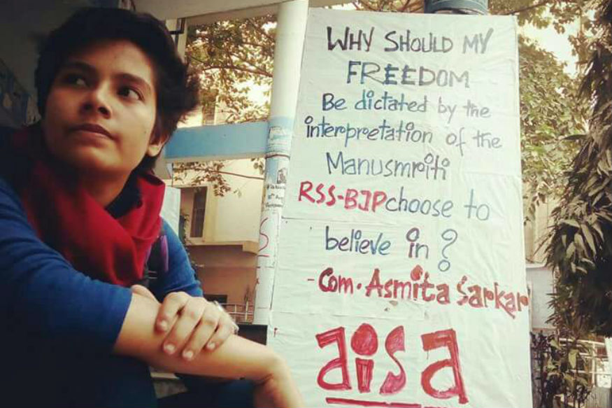 Along With JU Elections, Asmita is Also Fighting Homophobia and Bias
