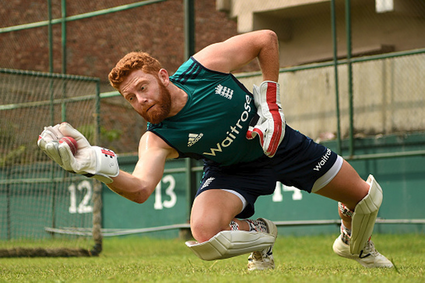 Bairstow to Replace Injured Hales for India T20I Series