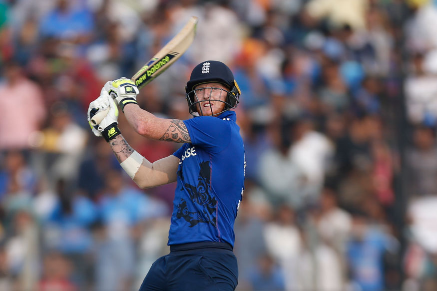 Ben Stokes Slams Fastest Fifty By an Englishman Against Team India