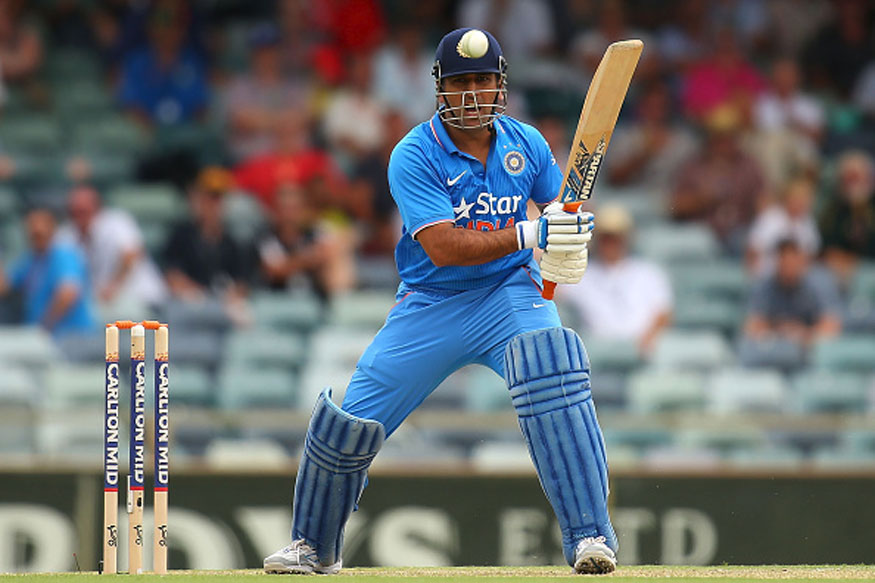 Dhoni leaves position as India's ODI and Twenty20 captain