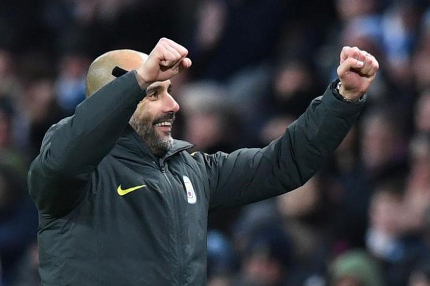Pep Guardiola Eyes Long Term Future With Man City
