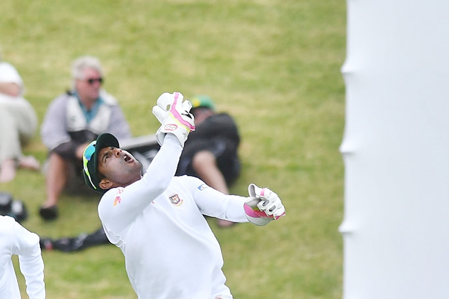 Substitute Bangladesh Wicketkeeper Imrul Kayes Sets World Record