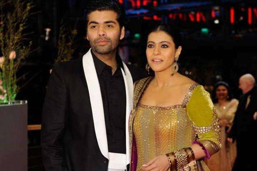 Image result for Kajol is a special part of my life, says Karan Johar