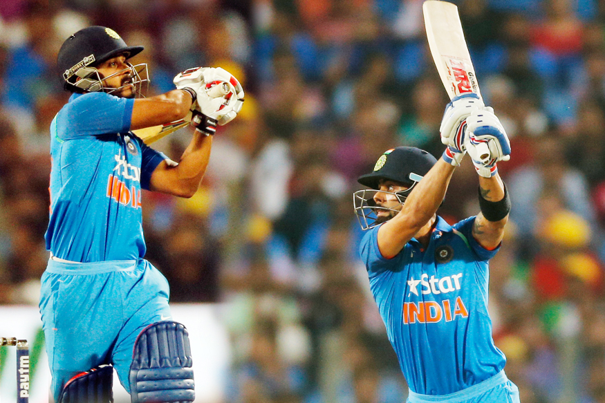 Virat Kohli, Kedar Jadhav Power India to Historic Run Chase in 1st ODI at Pune