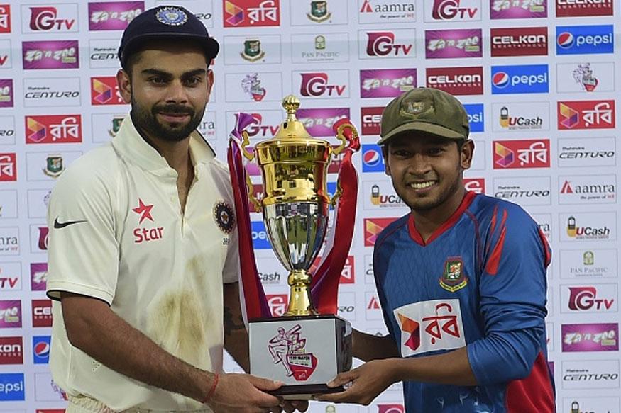 India vs Bangladesh One-Off Test Pushed to February 9