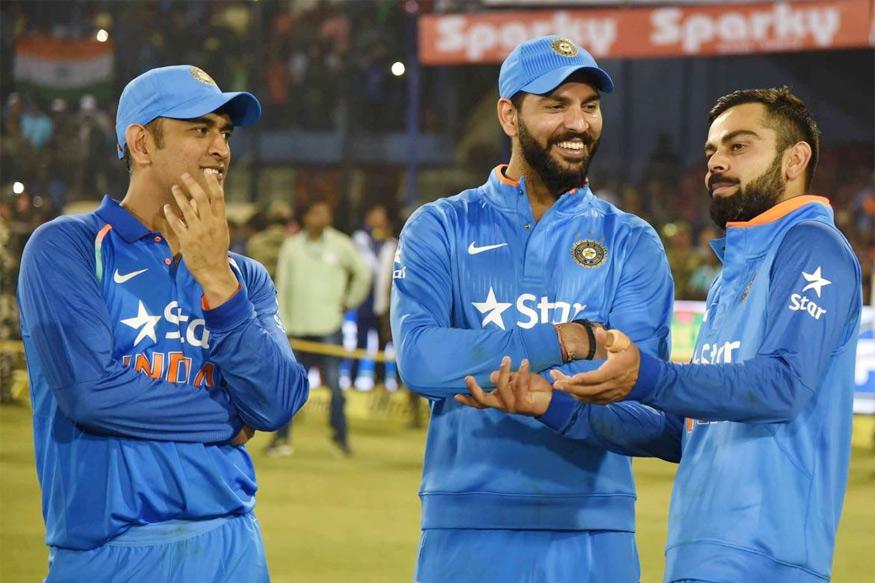 We had Envisioned This Effort from Yuvraj and Dhoni, Says Virat Kohli