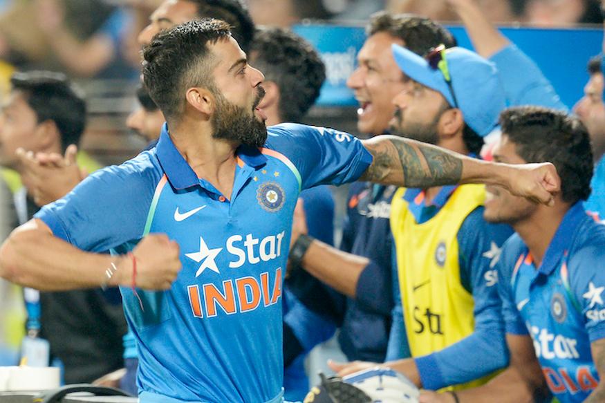 'Chase Master' Virat Kohli Overtakes 'Little Master' Sachin Tendulkar