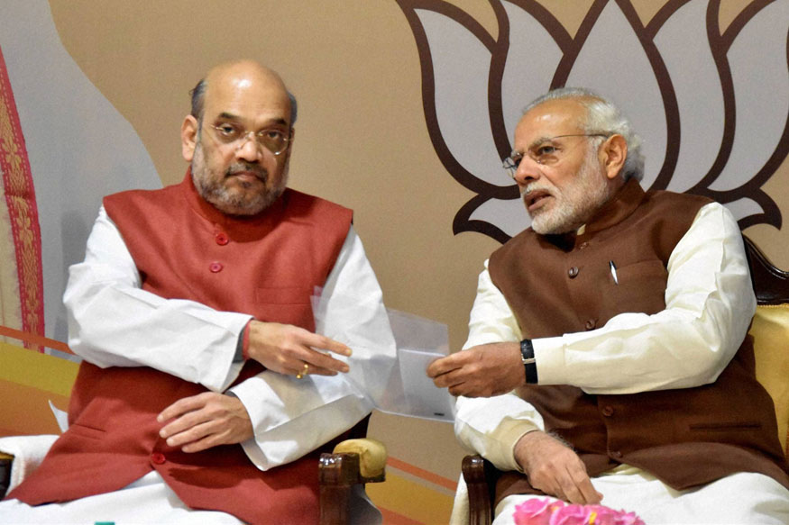 BJP National Executive LIVE: Amit Shah to Deliver Inaugural Address Shortly
