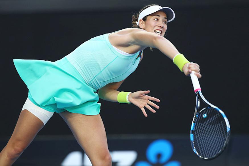 Australian Open 2017: Garbine Muguruza Blasts Past Sorana ...