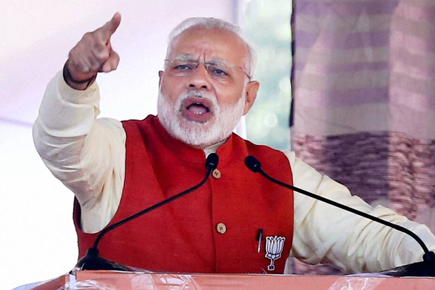 PM Modi Hails India's Military Prowess, Remembers Martyrs