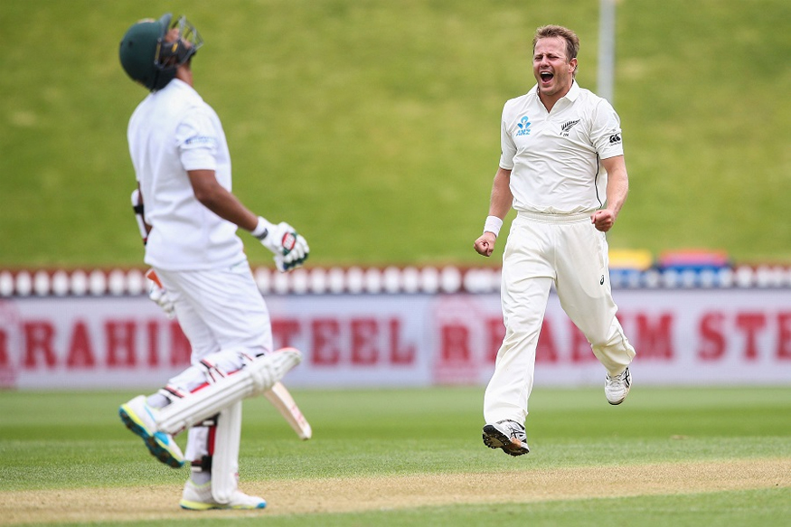 New Zealand Pacer Neil Wagner Doubtful for South Africa Tests