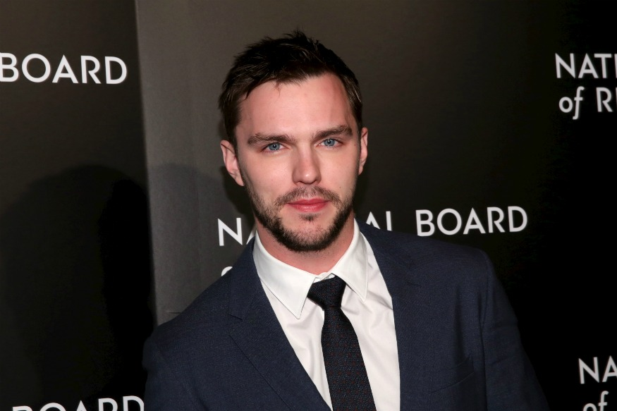 X-Men Star Nicholas Hoult Has Been Riding A Rickshaw In India For A Great Cause