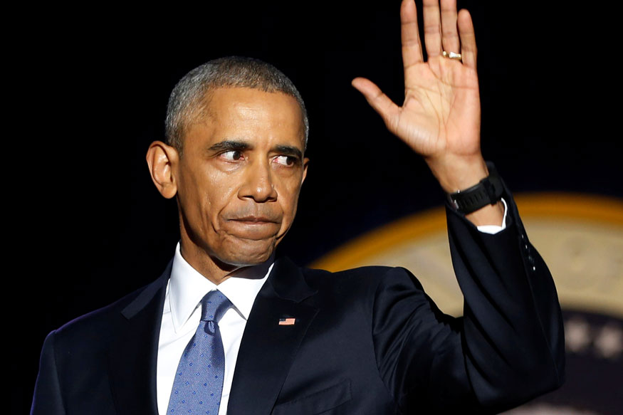 Barack Obama Posts Touching Farewell Letter On Facebook