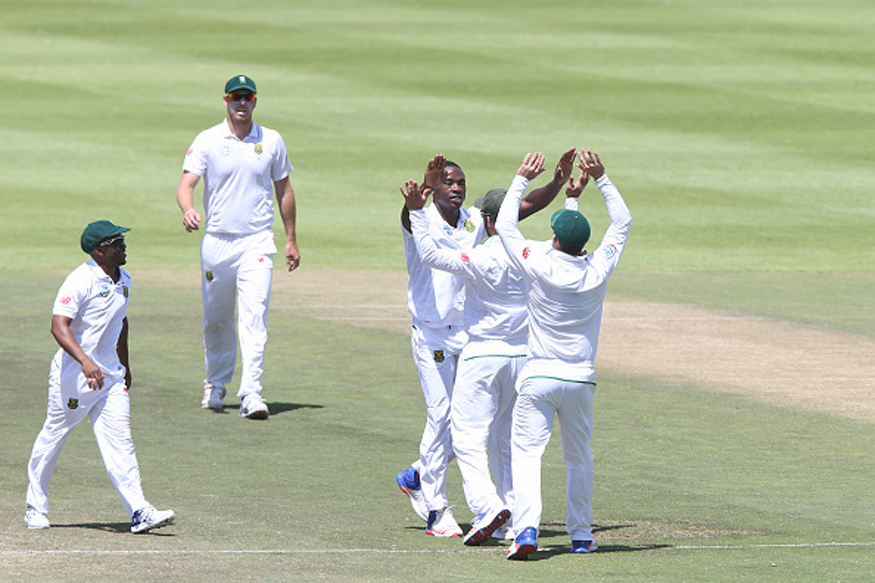 3rd Test: Rabada, Philander Haunt Sri Lanka Batsmen on Day 2