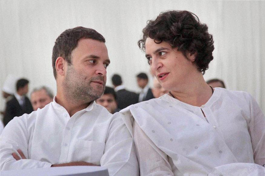 Rahul Gandhi Not My Leader, Would Like Priyanka Gandhi in Active Politics: Hardik