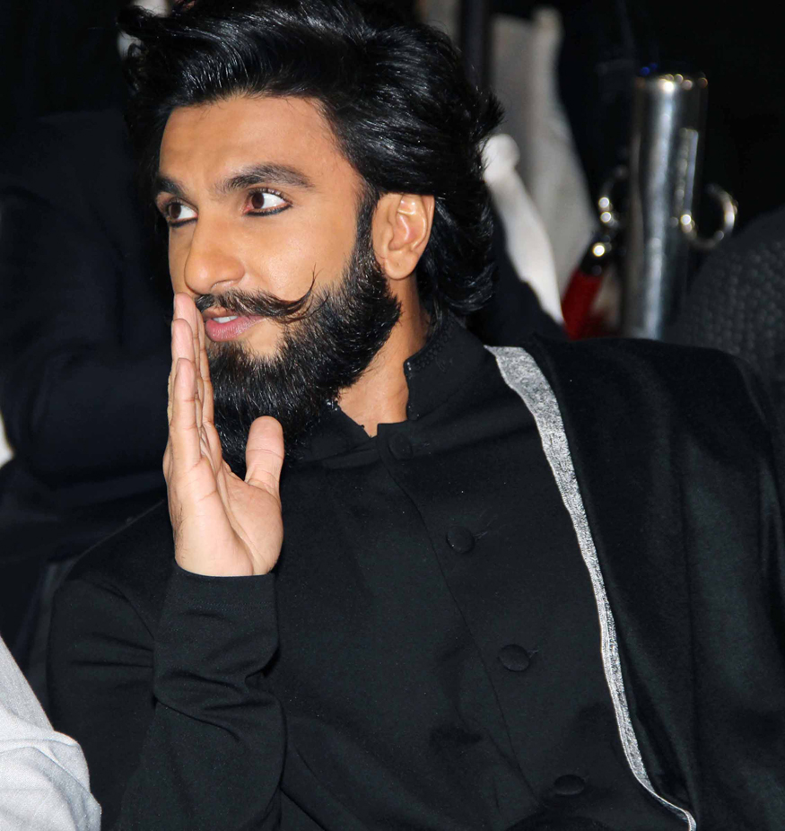 Image result for ranveer singh new look